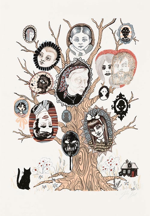 Family Tree - Julie Nord